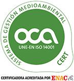 certification oca