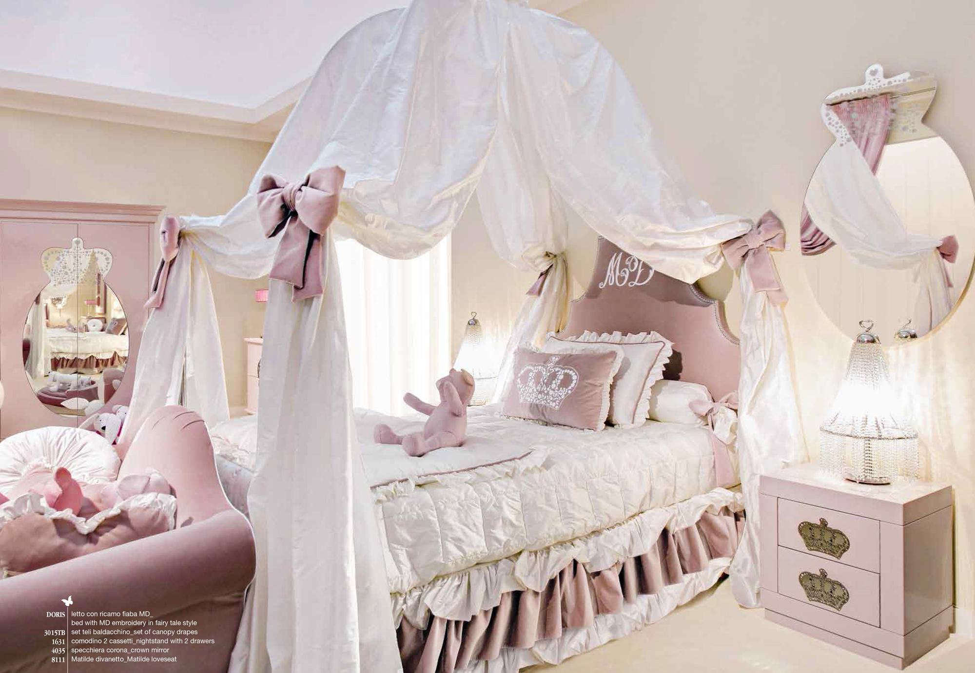Chambre Rose Poudré Fille toutes les inspirations pour créer une deco chambre fille