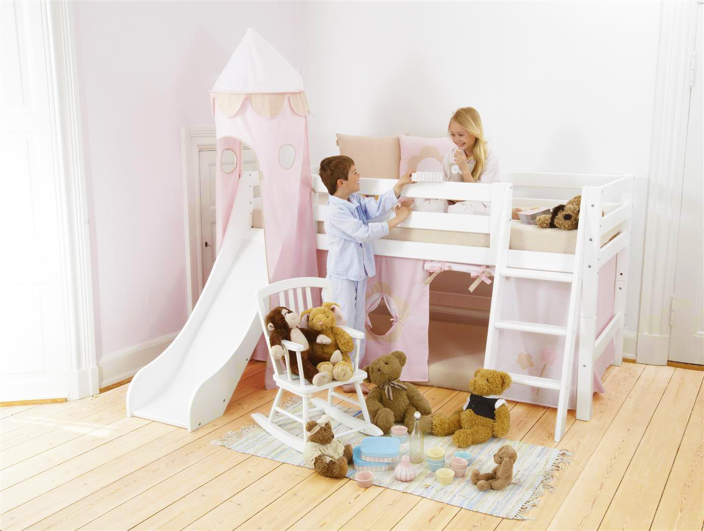 Lit Mezzanine 3 Ans tous les conseils pour choisir son lit mi hauteur enfant