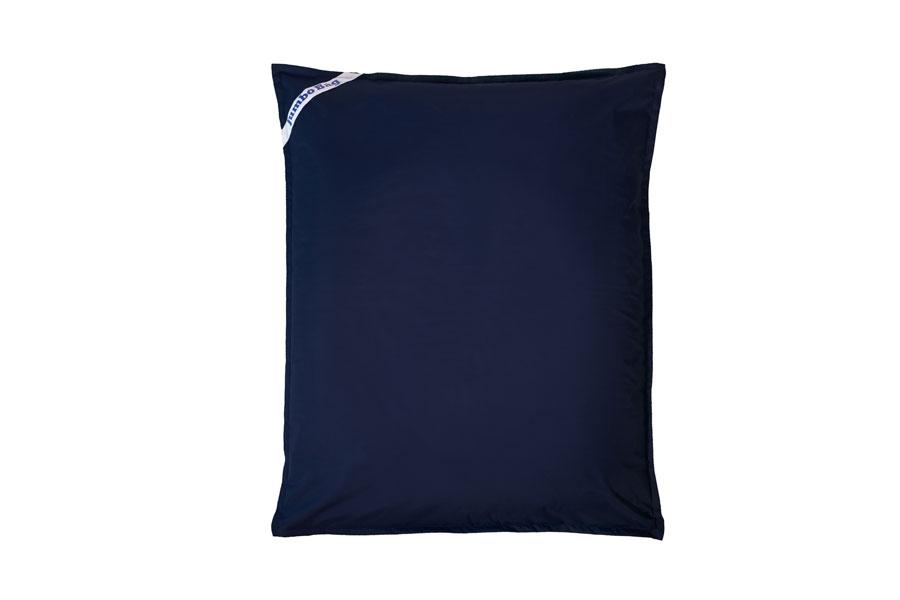 housse pour pouf geant the original 17 couleurs jumbo bag so nuit. Black Bedroom Furniture Sets. Home Design Ideas