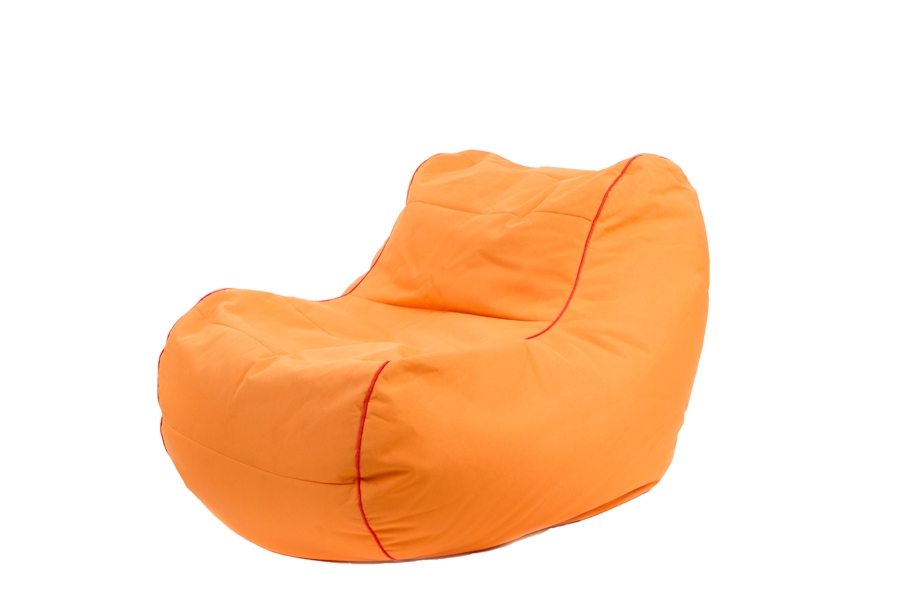 Pouf geant chilly bean confortable et sympa jumbo bag so nuit - Pouf geant interieur ...