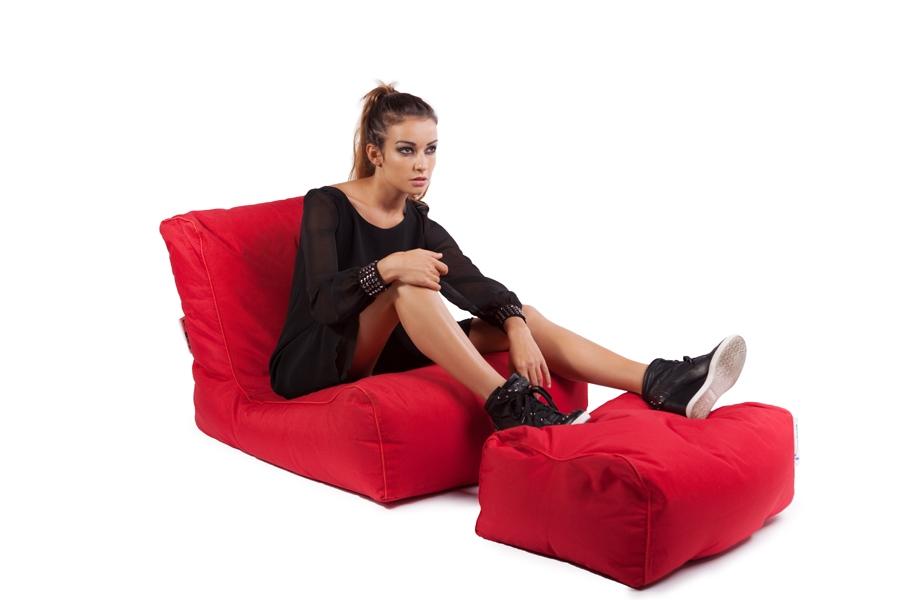 pouf geant pas cher pouf gant en polyester orange storm with pouf geant pas cher pouf gant. Black Bedroom Furniture Sets. Home Design Ideas