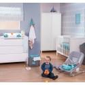 Lit pour bébé Spring blanc - CHILDWOOD