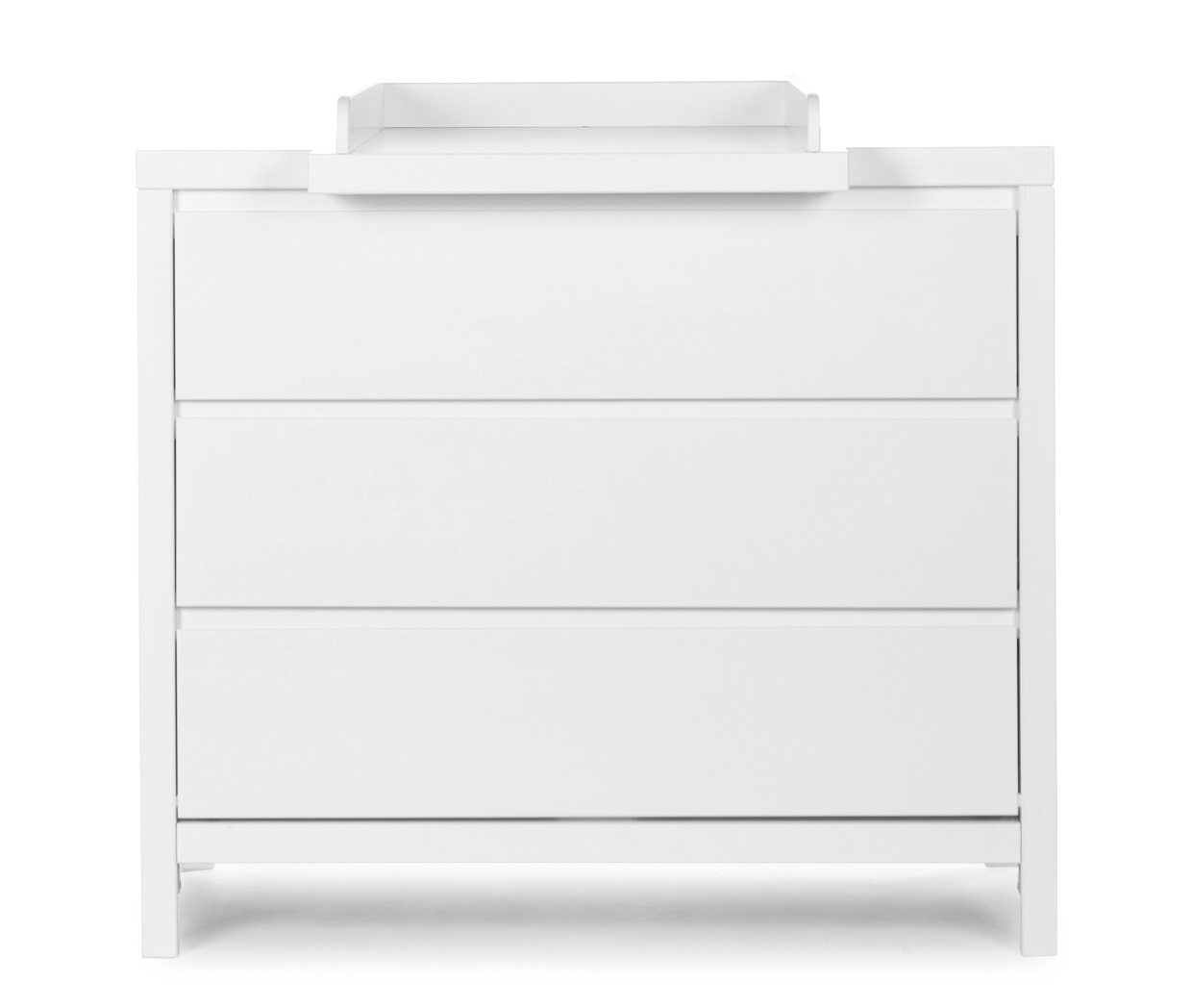 Conforama commode blanche gallery of conforama commode for Table a langer childwood