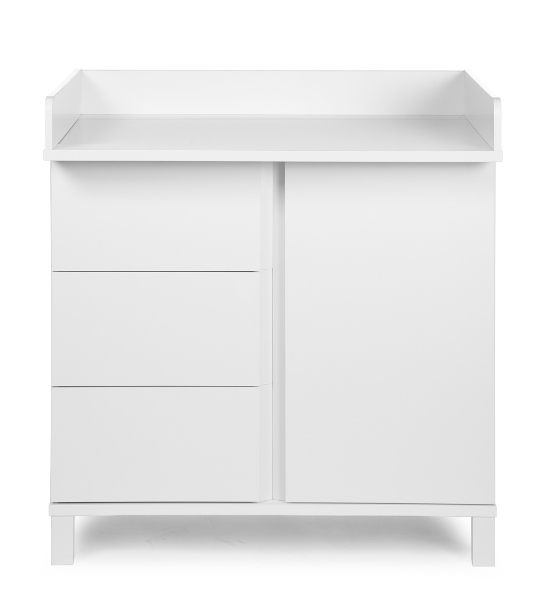 Table langer commode ikea cheap malm commode tiroirs ikea malm commode tiroi - Table blanc laque ikea ...