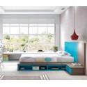 """Lit japonais futon """"couchage 140 x 190"""" PERSONNALISABLE - GLICERIO"""