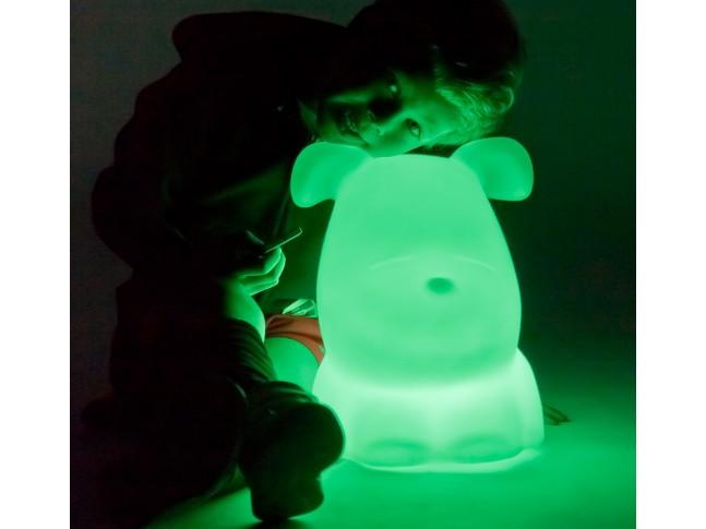 Lampe d'ambiance décorative à variateur de couleur - CHILDWOOD