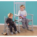 Rocking chair adulte avec coussin - CHILDWOOD