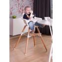 Chaise haute bébé EVOLU2, next-génération 2015 primée - CHILDWOOD