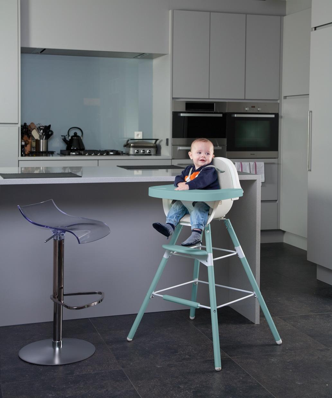 Chaise haute bébé EVOLU2, 3en1 next-génération 2015 primée - CHILDWOOD