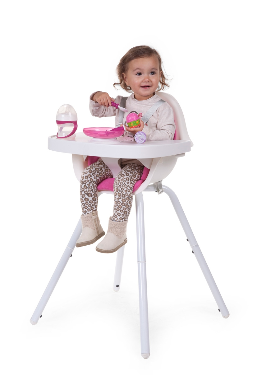 Chaise haute bébé Spider 2en1 - CHILDWOOD