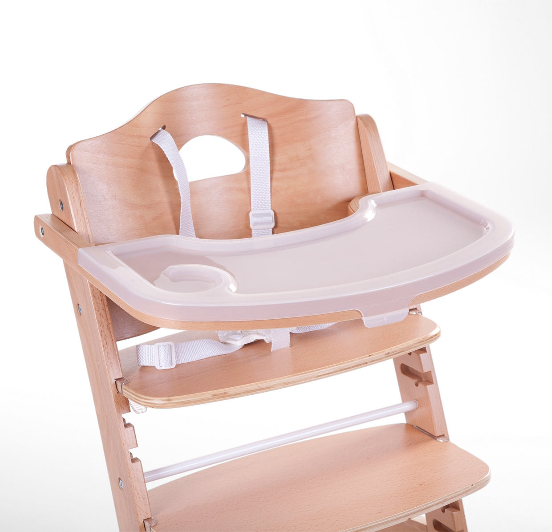 chaise haute b b lambda2 volutive et r glable childwood so nuit. Black Bedroom Furniture Sets. Home Design Ideas
