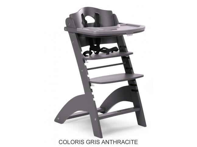 Chaise haute bébé lambda2 évolutive - CHILDWOOD