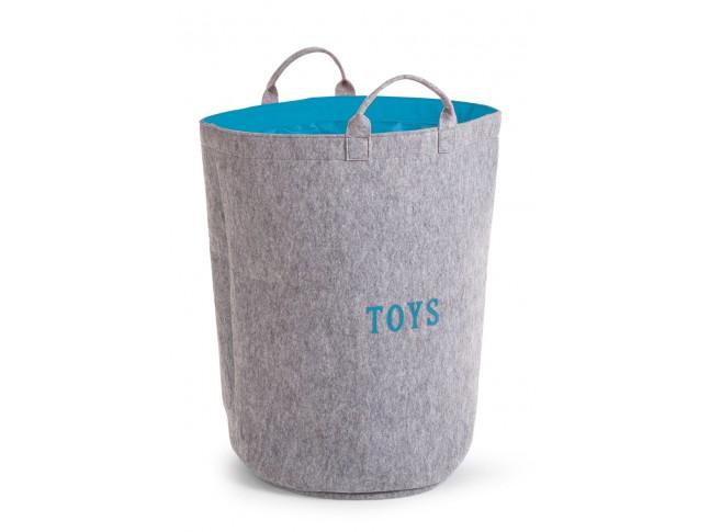 Sac à jouet en feutre H 60cm - CHILDWOOD