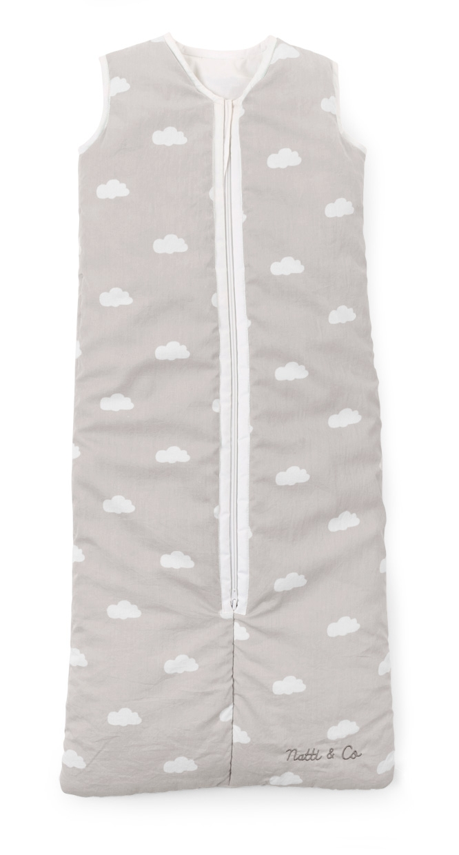Gigoteuse Snoozy nuages 70 à 90cm Natti & Co - CHILDWOOD