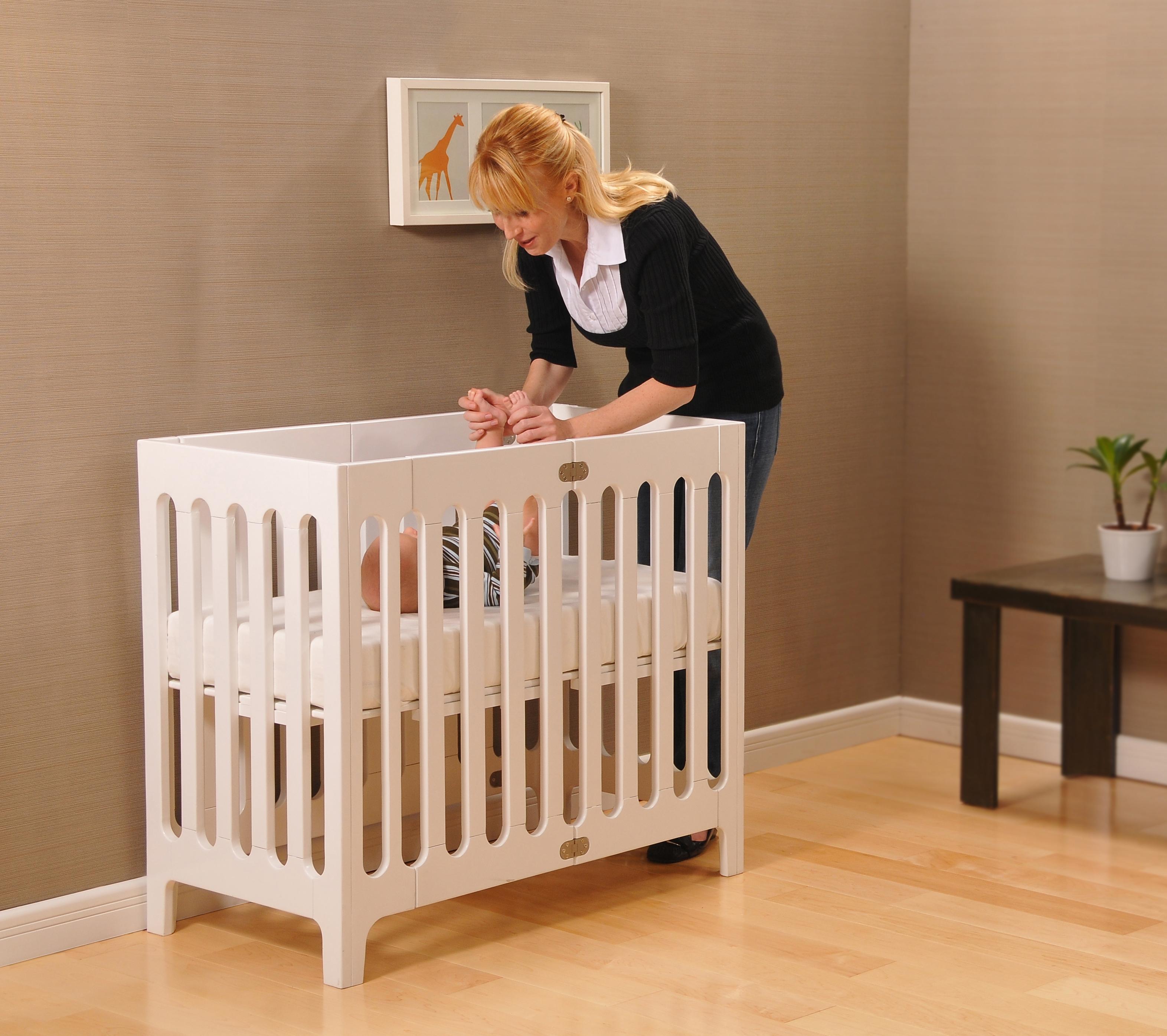 lit bebe pliant. Black Bedroom Furniture Sets. Home Design Ideas