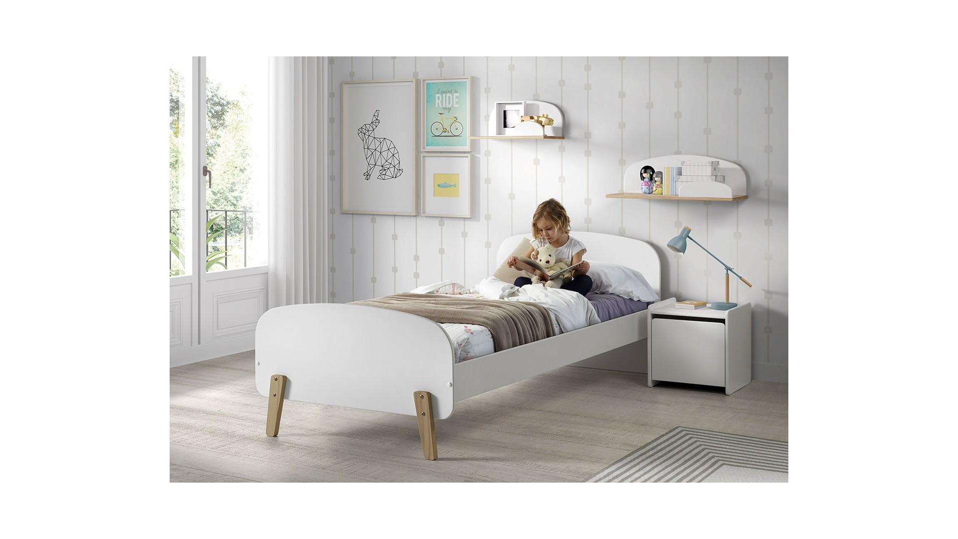 Lit pour enfant COPENHAGUE 90x200 cm- SONUIT