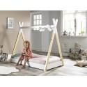 Lit cabane enfant TIPI 70x140 cm- SONUIT
