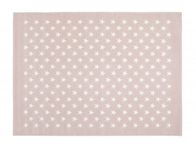 Tapis enfant CONSTELLATION NUDE en acrylique 3 formats - LORENA CANALS