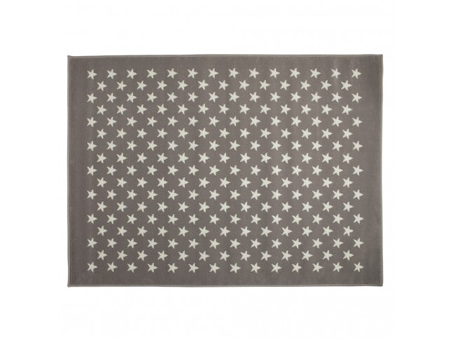 Tapis enfant CONSTELLATION GRIS en acrylique 3 formats - LORENA CANALS
