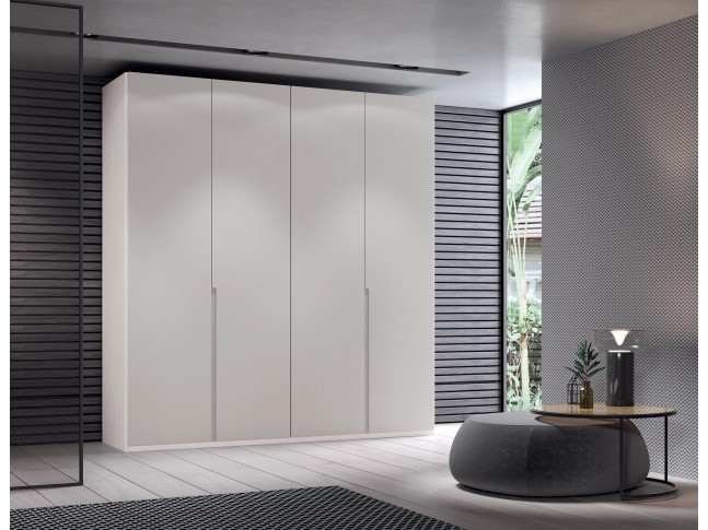 Armoire dressing portes battantes PERSONNALISABLE COSMO48 - GLICERIO