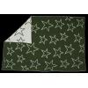 Couverture plaid STARS CONSTELLATION 120 x 180 cm en laine lavable - LORENA CANALS
