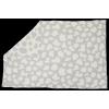 Couverture plaid MOTIF VACHE 120 x 180 cm en laine lavable - LORENA CANALS