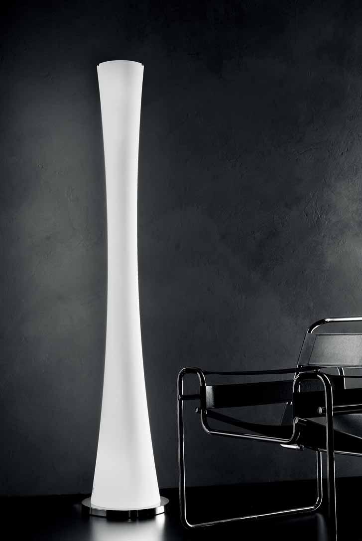 Luminaire design clessidra h 175 d 39 un grand effet - Luminaire interieur design ...