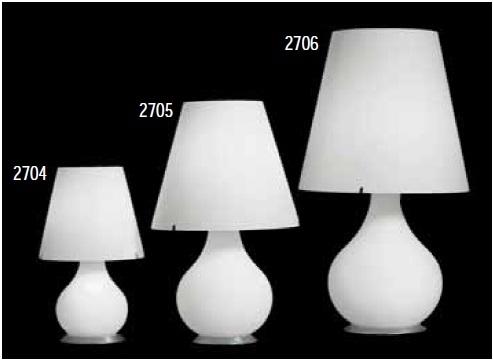 Lampe De Chevet Forever Soufflé Selene En Nuit Blanc So Verre YI6f7mbyvg
