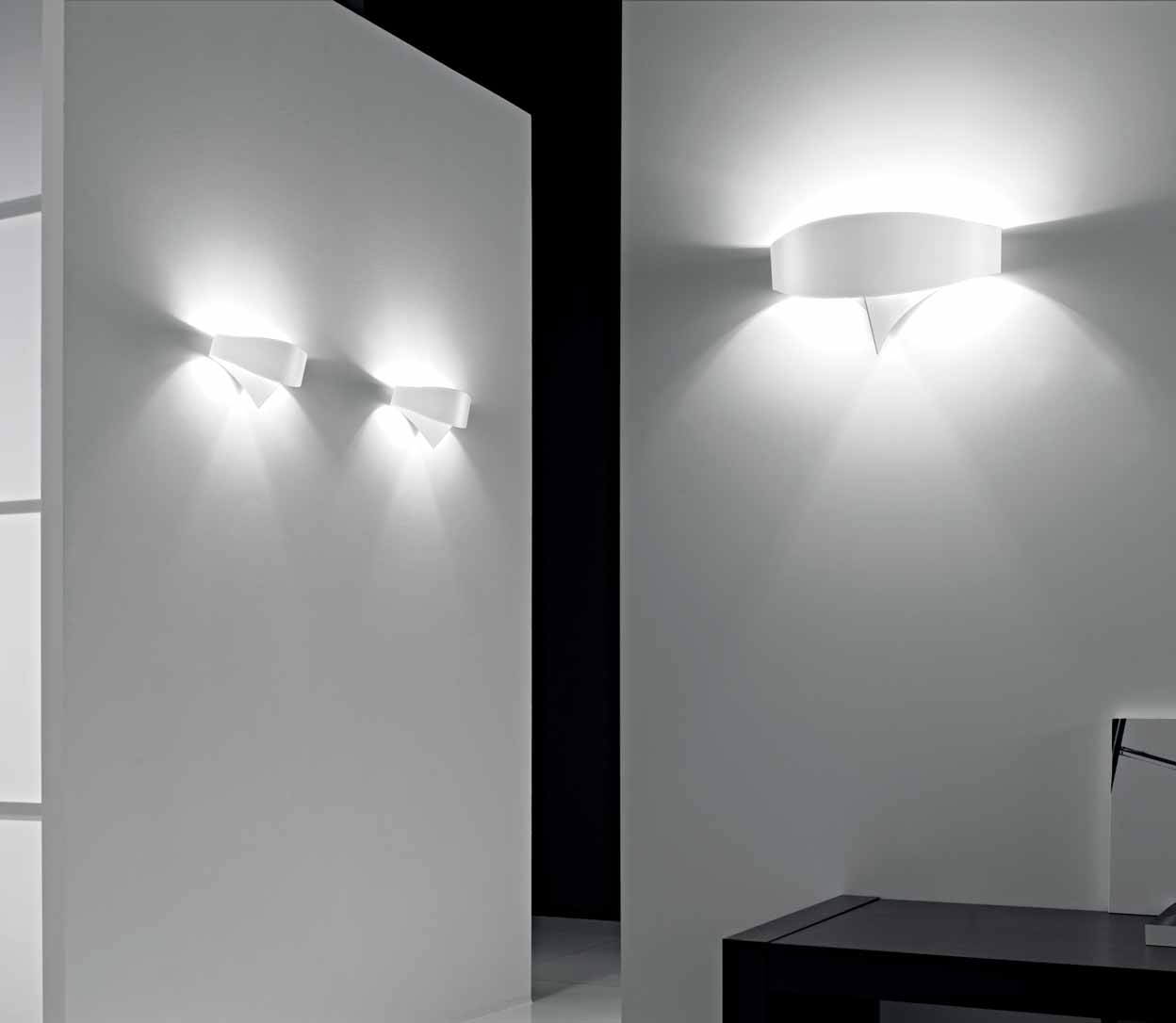 Applique design SCUDO LED - SELENE