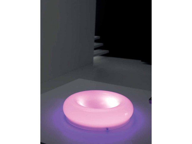Lampe de chevet ou table design RONDO LED - SELENE