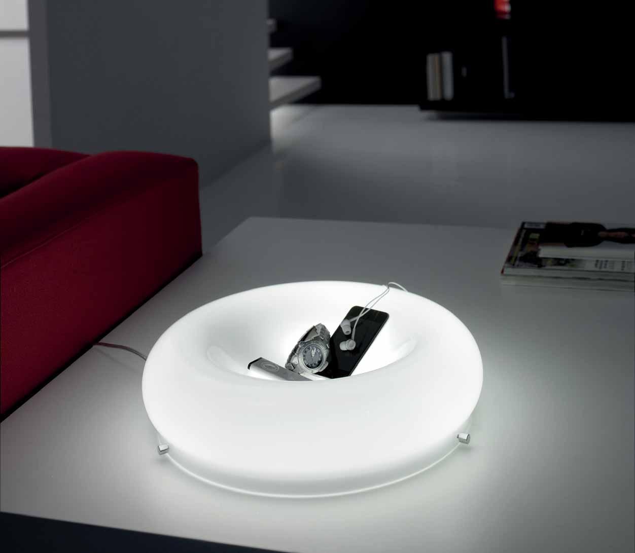 Lampe de chevet ou table design RONDO - SELENE