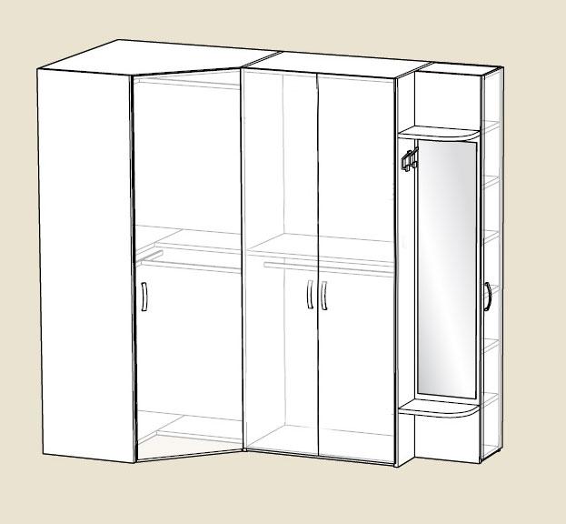 Chambre enfant compl te moderne et color e moretti for Chambre adulte complete venise avec tiroir lit