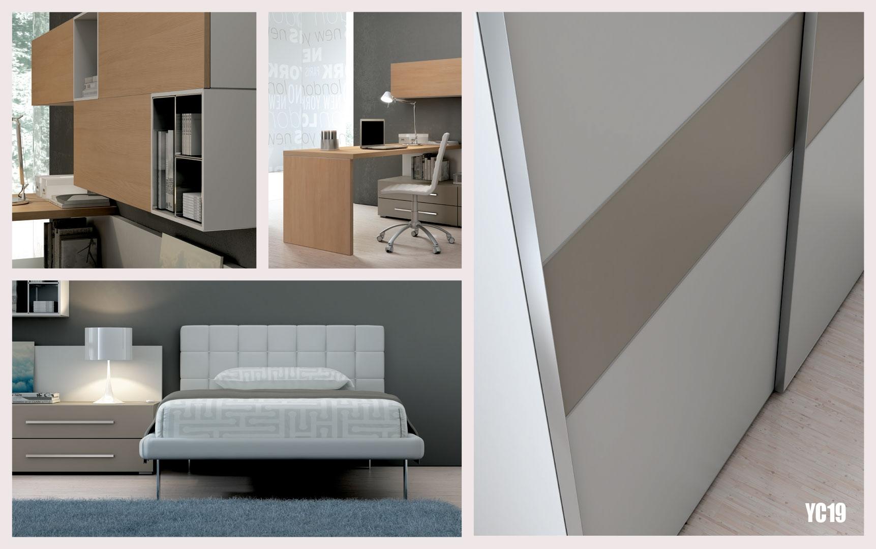 chambre enfant avec lit 1 personne moretti compact so nuit. Black Bedroom Furniture Sets. Home Design Ideas