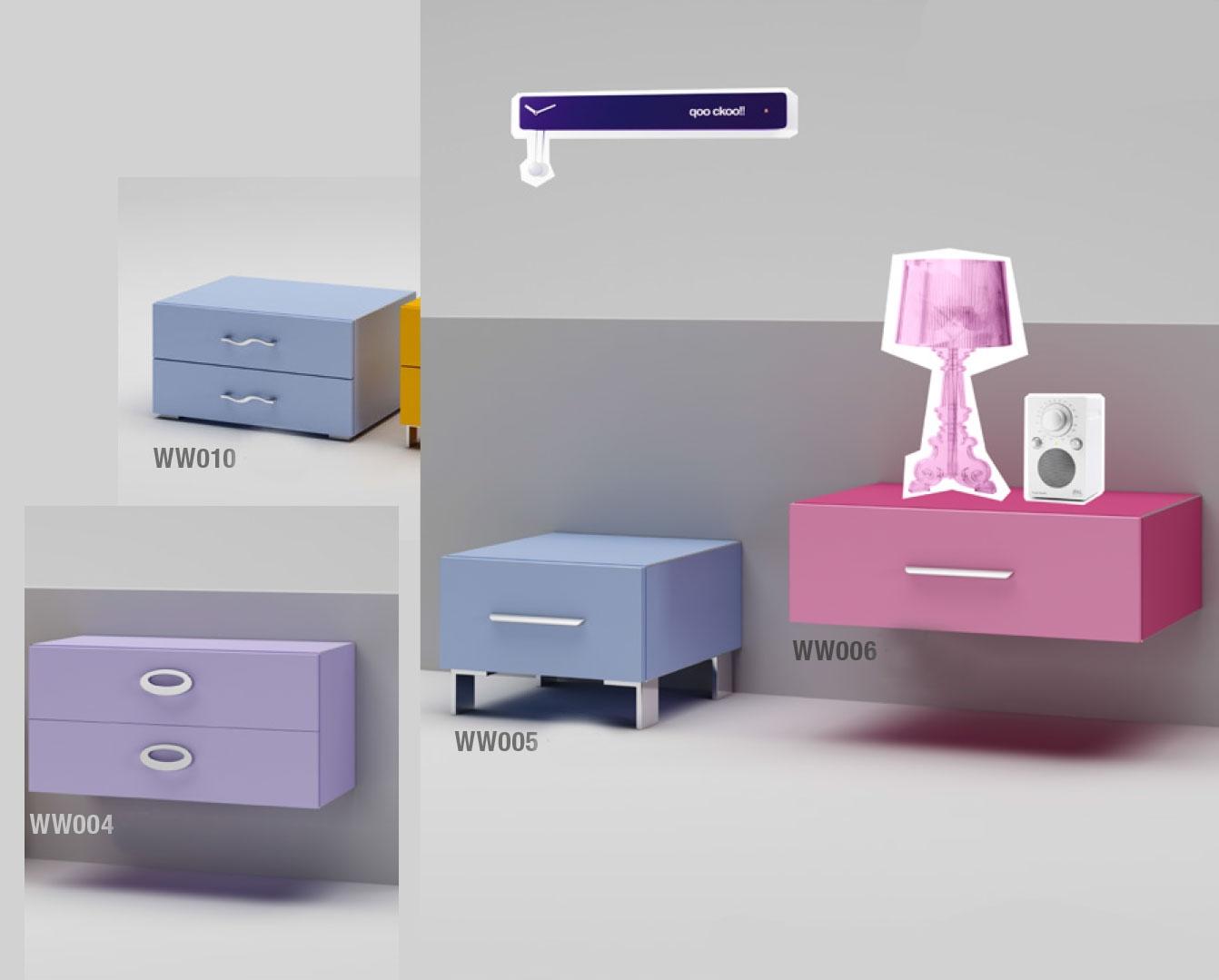 lit ado blanc avec t te de lit rembourr e moretti. Black Bedroom Furniture Sets. Home Design Ideas