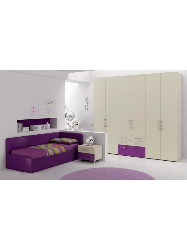 fabricant de chambre enfant ado adulte moretti compact so nuit. Black Bedroom Furniture Sets. Home Design Ideas
