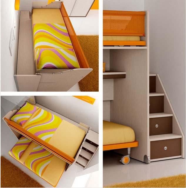chambre en mezzanine 7824 28 images comment am 233. Black Bedroom Furniture Sets. Home Design Ideas