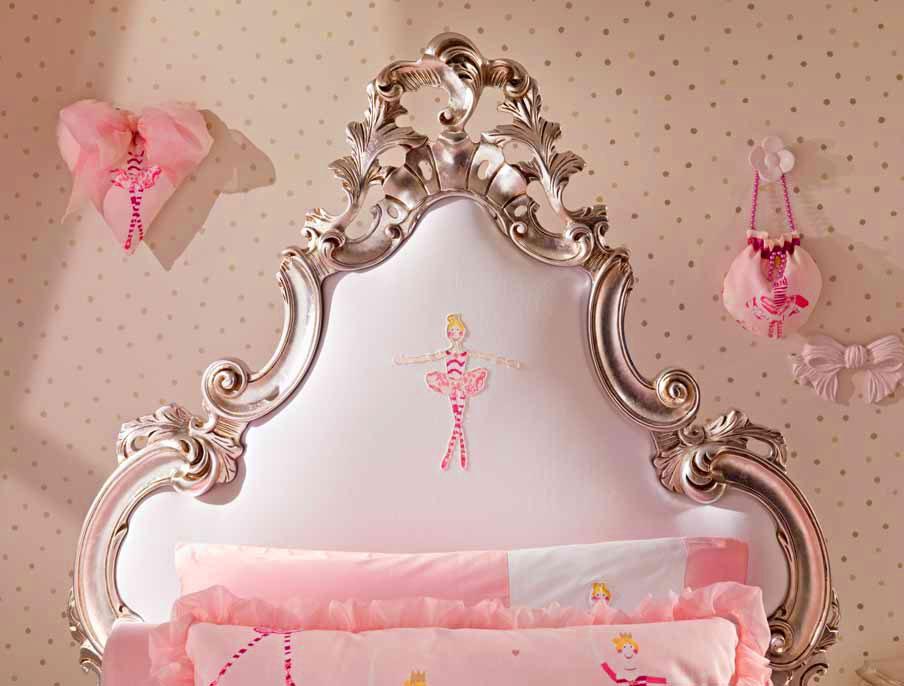 lit princesse c cile couleur plaqu argent piermaria so nuit. Black Bedroom Furniture Sets. Home Design Ideas
