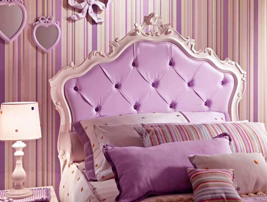 lit princesse 1 personne chambre personnalisable elisabeth piermaria - Lit De Princesse