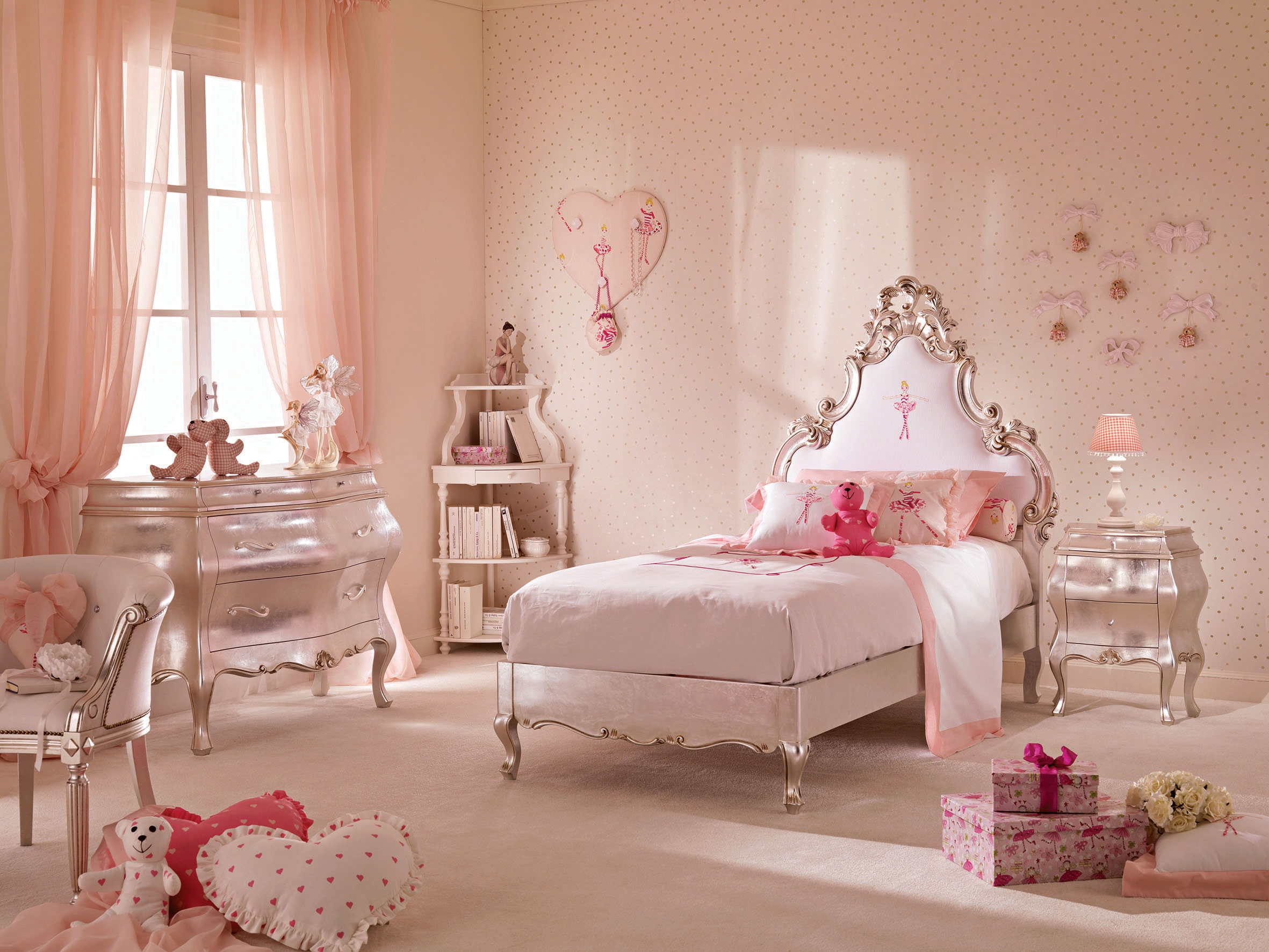 Lit princesse for Chambre princesse