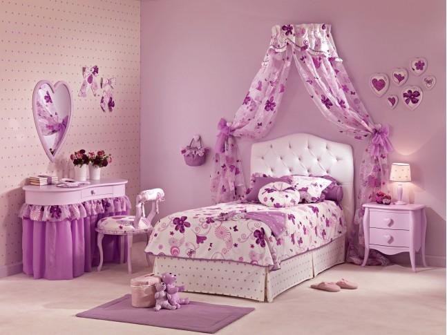 lit enfant fille gar on collection prix c lin so nuit. Black Bedroom Furniture Sets. Home Design Ideas