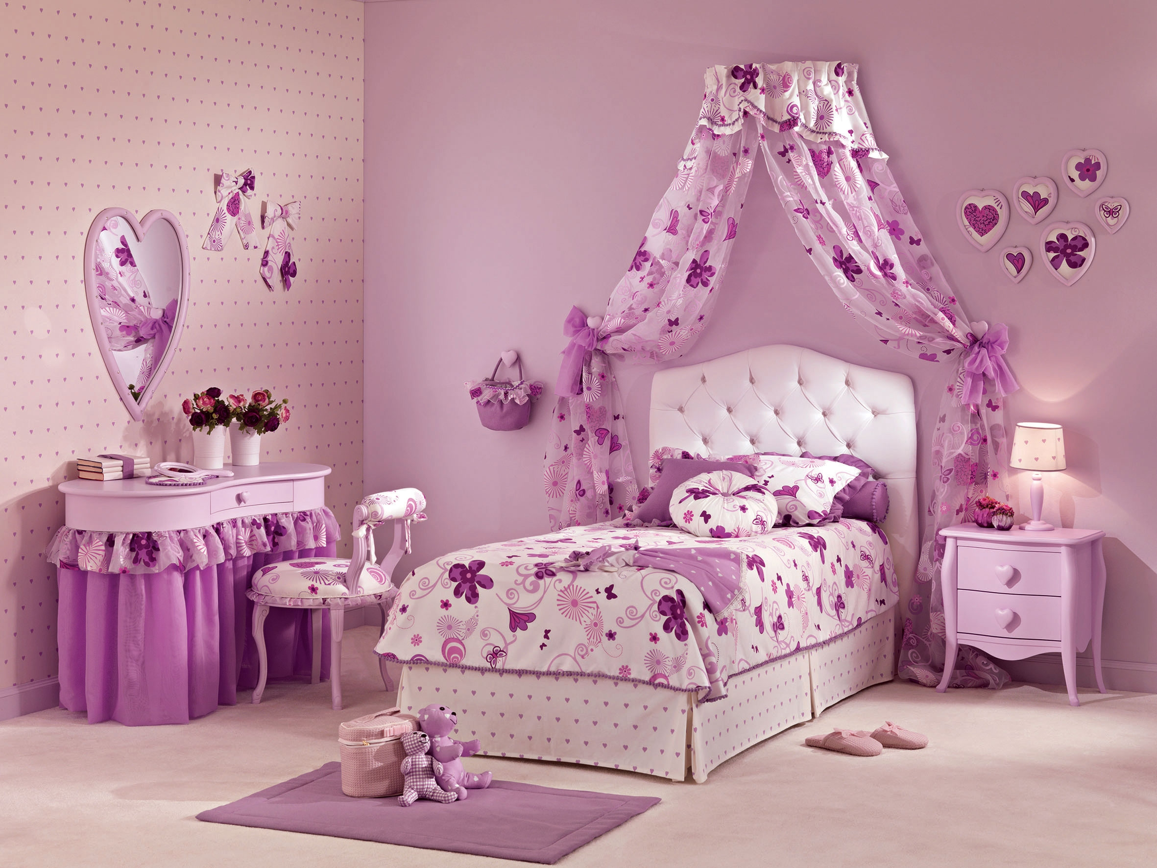 modele chambre bebe fille. Black Bedroom Furniture Sets. Home Design Ideas