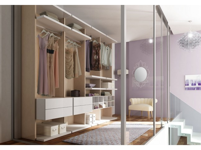 dressing sur mesure moderne design pur moretti compact so nuit. Black Bedroom Furniture Sets. Home Design Ideas