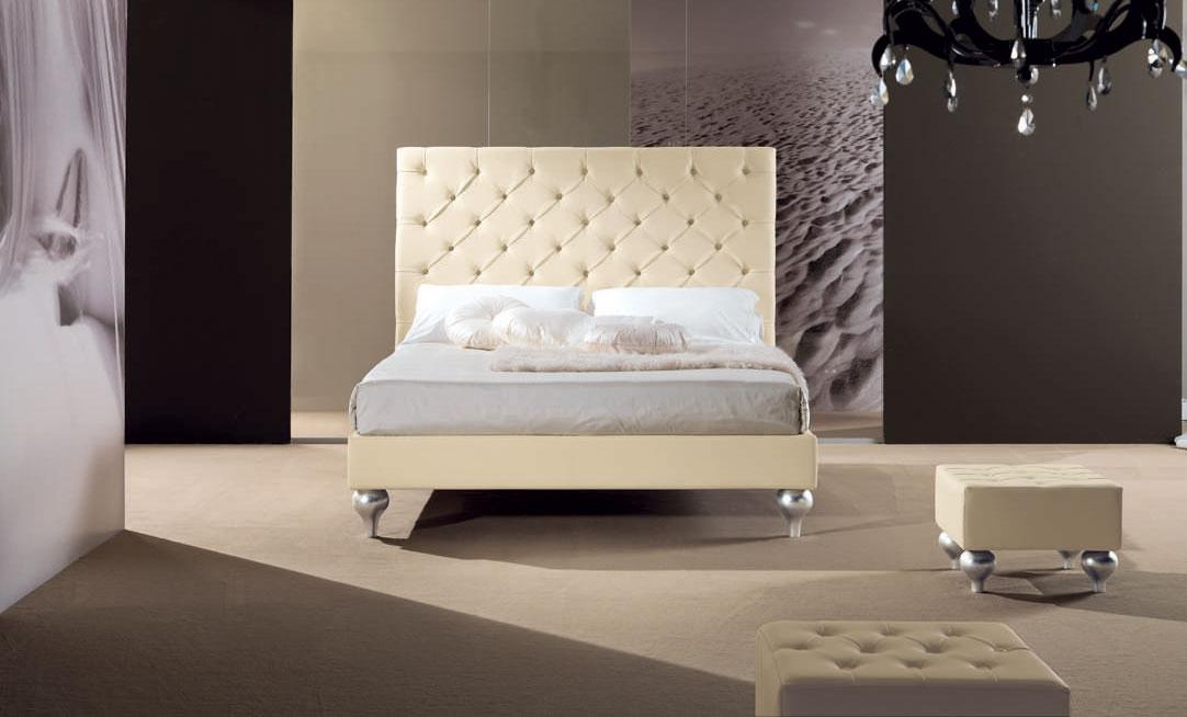 Lit double chambre adulte PERSONNALISABLE Marten Alto - PIERMARIA