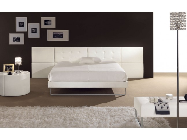 Lit 2 places chambre adulte PESONNALISABLE Arkom - PIERMARIA