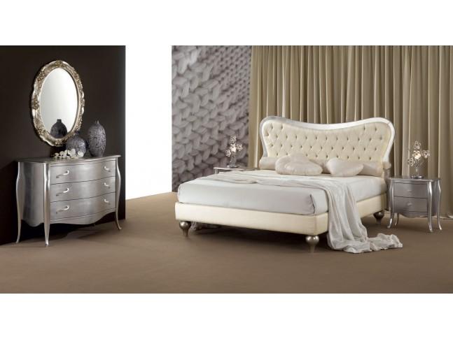 Lit adulte chambre à coucher PERSONNALISABLE Suit/K - PIERMARIA