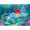 Poster mural Arielle la petite sirène - Panoramique Disney - KOMAR