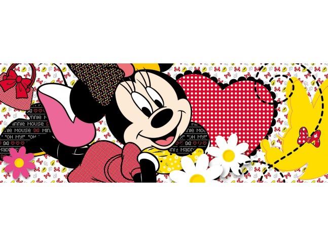 Poster mural le rêve de Minnie - Panoramique Disney - KOMAR
