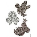 Stickers muraux Minnie Art - Panoramique Disney - KOMAR