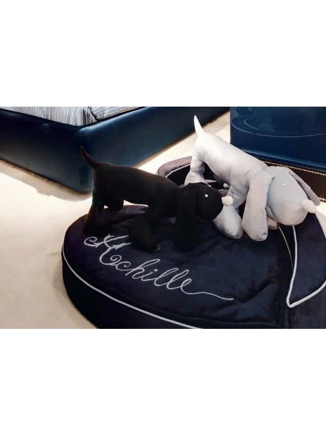 lit pour chien couleur beige ros en forme de coeur dolfi so nuit. Black Bedroom Furniture Sets. Home Design Ideas